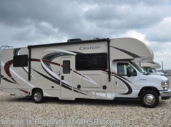 New 2018  Thor Motor Coach Chateau 28Z RV for Sale at MHSRV W/Stabilizing & Ext TV by Thor Motor Coach from Motor Home Specialist in Alvarado, TX