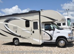 New 2018  Thor Motor Coach Chateau 22B for Sale @ MHSRV W/15K A/C, Ext TV, Stabilizer by Thor Motor Coach from Motor Home Specialist in Alvarado, TX