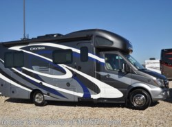 New 2018  Thor Motor Coach Chateau Citation Sprinter 24ST RV for Sale at MHSRV W/Summit Pkg & Dsl Gen by Thor Motor Coach from Motor Home Specialist in Alvarado, TX