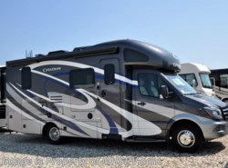 New 2018  Thor Motor Coach Chateau Citation Sprinter 24SR RV for Sale @ MHSRV W/Mobile Eye & Dsl Gen by Thor Motor Coach from Motor Home Specialist in Alvarado, TX