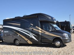 New 2018  Thor Motor Coach Four Winds Siesta Sprinter 24SS RV for Sale at MHSRV W/Summit Pkg & Dsl Gen by Thor Motor Coach from Motor Home Specialist in Alvarado, TX