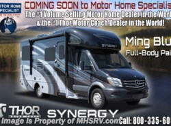 New 2018  Thor Motor Coach Synergy RB24 Sprinter RV for Sale W/Dsl Gen & Summit Pkg by Thor Motor Coach from Motor Home Specialist in Alvarado, TX