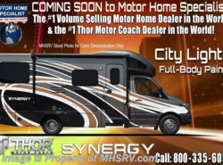 New 2018  Thor Motor Coach Synergy RB24 Sprinter RV for Sale W/Dsl. Gen & Summit Pkg by Thor Motor Coach from Motor Home Specialist in Alvarado, TX