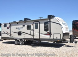 New 2018  Cruiser RV Radiance Ultra-Lite 28QD Bunk Model RV W/King Bed by Cruiser RV from Motor Home Specialist in Alvarado, TX