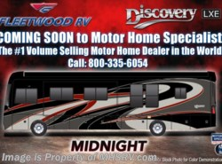 New 2018  Fleetwood Discovery LXE 40G Bunk House RV for Sale at MHSRV W/Sat, OH TV by Fleetwood from Motor Home Specialist in Alvarado, TX