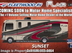 New 2018  Fleetwood Flair LXE 31B Bunk House for Sale at MHSRV.com W/2 A/Cs by Fleetwood from Motor Home Specialist in Alvarado, TX