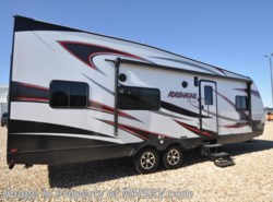 New 2017  Coachmen Adrenaline Toy Hauler 25QB Pwr Bed, 15.0K  A/C, 4KW Gen by Coachmen from Motor Home Specialist in Alvarado, TX