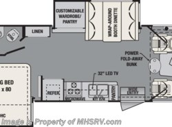 New 2018  Forest River FR3 25DS Crossover RV for Sale at MHSRV W/ King by Forest River from Motor Home Specialist in Alvarado, TX