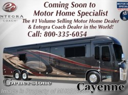 New 2018  Entegra Coach Cornerstone 45F Bath & 1/2 Luxury Coach W/Upgraded Interior by Entegra Coach from Motor Home Specialist in Alvarado, TX