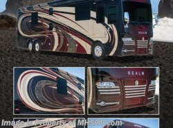 New 2018  Foretravel Realm FS6 Luxury Villa Master Suite (LVMS) Bath & 1/2 by Foretravel from Motor Home Specialist in Alvarado, TX