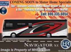 New 2018  Holiday Rambler Navigator XE 35E Bunk Model RV for Sale W/ Sat, Bunk TVs, W/D by Holiday Rambler from Motor Home Specialist in Alvarado, TX