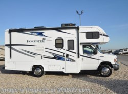 New 2018  Forest River Forester LE 2251SF RV for Sale at MHSRV.com W/15K A/C & Jacks by Forest River from Motor Home Specialist in Alvarado, TX