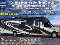New 2018  Coachmen Concord 300TS RV for Sale @ MHSRV.com W/Jacks, Rims, Sat by Coachmen from Motor Home Specialist in Alvarado, TX
