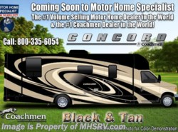 New 2018  Coachmen Concord 300DSC for Sale @ MHSRV W/Sat, Jacks, Recliners by Coachmen from Motor Home Specialist in Alvarado, TX