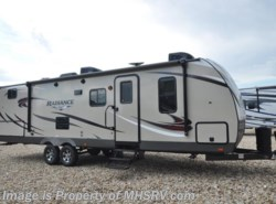 New 2018  Cruiser RV Radiance Ultra-Lite 28QD Bunk Model RV W/ 2 A/C, King by Cruiser RV from Motor Home Specialist in Alvarado, TX