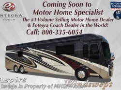 New 2018  Entegra Coach Aspire 44B Bath & 1/2 Luxury Coach for Sale W/WiFi & Sofa by Entegra Coach from Motor Home Specialist in Alvarado, TX