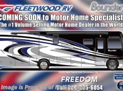 New 2018  Fleetwood Bounder 35K Bath & 1/2 for Sale LX. Pkg, King & OH Loft by Fleetwood from Motor Home Specialist in Alvarado, TX