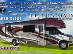 New 2018  Coachmen Leprechaun 319MB RV for Sale @ MHSRV W/King Sat, Jacks, Rim by Coachmen from Motor Home Specialist in Alvarado, TX