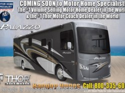 New 2018  Thor Motor Coach Palazzo 36.1 Diesel Pusher Bath & 1/2 for Sale W/D, 340HP by Thor Motor Coach from Motor Home Specialist in Alvarado, TX