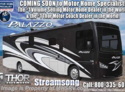 New 2018  Thor Motor Coach Palazzo 33.3 Bunk Model Coach for Sale W/Full Wall Slide by Thor Motor Coach from Motor Home Specialist in Alvarado, TX