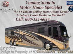 New 2018  Entegra Coach Aspire 44U Bath & 1/2 Luxury RV for Sale at MHSRV W/Solar by Entegra Coach from Motor Home Specialist in Alvarado, TX