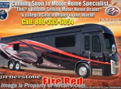 New 2018  Entegra Coach Cornerstone 45W Bath & 1/2 RV for Sale W/Theater Seats by Entegra Coach from Motor Home Specialist in Alvarado, TX