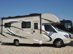 New 2018  Thor Motor Coach Chateau Sprinter 24WS Sprinter Diesel RV for Sale W/Dsl Gen, Ext. T by Thor Motor Coach from Motor Home Specialist in Alvarado, TX