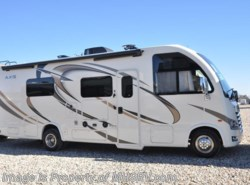 New 2018  Thor Motor Coach Axis 25.5 RUV for Sale @ MHSRV W/King, IFS, 15K A/C by Thor Motor Coach from Motor Home Specialist in Alvarado, TX