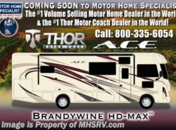 New 2018  Thor Motor Coach A.C.E. 30.4 ACE for Sale W/5.5KW Gen, 2 A/Cs, Ext TV by Thor Motor Coach from Motor Home Specialist in Alvarado, TX