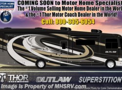 New 2019  Thor Motor Coach Outlaw 37RB Toy Hauler RV for Sale W/ Garage Sofa by Thor Motor Coach from Motor Home Specialist in Alvarado, TX