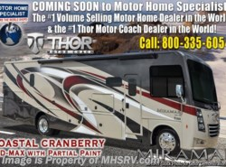 New 2019  Thor Motor Coach Miramar 37.1 Bunk Model W/2 Full Baths & Fireplace by Thor Motor Coach from Motor Home Specialist in Alvarado, TX