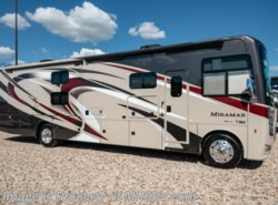 New 2019 Thor Motor Coach Miramar 37.1 Bunk Model W/2 Full Baths & Fireplace available in Alvarado, Texas