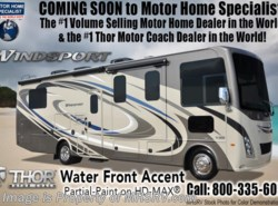 New 2018  Thor Motor Coach Windsport 34P RV for Sale at MHSRV W/King Bed & Dual Sinks by Thor Motor Coach from Motor Home Specialist in Alvarado, TX