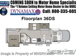 New 2018  Dynamax Corp Isata 5 Series 36DS 4x4 Super C RV for Sale 8KW Dsl. Gen & Sat by Dynamax Corp from Motor Home Specialist in Alvarado, TX