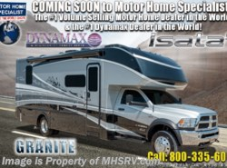 New 2019 Dynamax Corp Isata 5 Series 35DB Super C Bunk House RV W/ Sat, 8KW Gen available in Alvarado, Texas