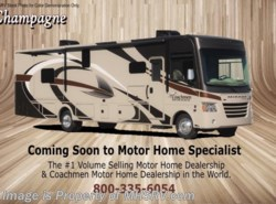 New 2018  Coachmen Mirada 35LS Bath & 1/2 RV for Sale W/Ext TV, 2 A/C by Coachmen from Motor Home Specialist in Alvarado, TX