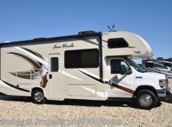 New 2018  Thor Motor Coach Four Winds 26B RV for Sale @ MHSRV W/15K A/C, Stabilizing by Thor Motor Coach from Motor Home Specialist in Alvarado, TX