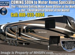 New 2018  Heartland RV Road Warrior RW413 W/ Ext TV, Dual Pane, Arctic, 3 A/Cs by Heartland RV from Motor Home Specialist in Alvarado, TX