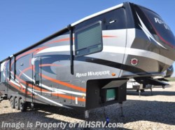 New 2018  Heartland RV Road Warrior RW413 W/Ext TV, Dual Pane, Arctic, 3 A/Cs by Heartland RV from Motor Home Specialist in Alvarado, TX