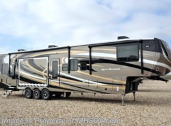 New 2018  Heartland RV Road Warrior RW427 W/ Ext TV, Arctic, Dual Pane, 3 A/Cs by Heartland RV from Motor Home Specialist in Alvarado, TX