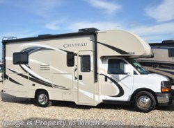 New 2018  Thor Motor Coach Chateau 22E HD-Max, Ext. TV, 15K A/C, Back-Up Cam & More by Thor Motor Coach from Motor Home Specialist in Alvarado, TX