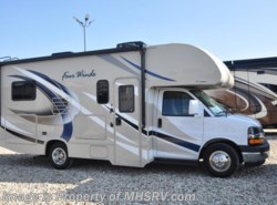 New 2018  Thor Motor Coach Four Winds 22E W/HD Max, Ext. TV, 15K A/C, Back Up Cam & More by Thor Motor Coach from Motor Home Specialist in Alvarado, TX