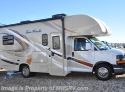 New 2018  Thor Motor Coach Four Winds 22E HD-Max, Ext TV, 15K A/C, Back Up Cam & More by Thor Motor Coach from Motor Home Specialist in Alvarado, TX