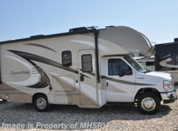 New 2018  Thor Motor Coach Quantum GR22 W/15K BTU A/C, Ext TV, 3 Cams by Thor Motor Coach from Motor Home Specialist in Alvarado, TX