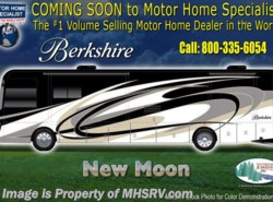 New 2018  Forest River Berkshire 34QS W/Theater Seats, King, Stack W/D by Forest River from Motor Home Specialist in Alvarado, TX