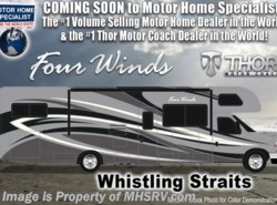 New 2018  Thor Motor Coach Four Winds 31W W/FBP, Ext. TV, 15K A/C & 3 Cameras by Thor Motor Coach from Motor Home Specialist in Alvarado, TX
