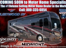 New 2018  Fleetwood Discovery LXE 40G Bunk Model RV for Sale at MHSRV W/ King, Sat by Fleetwood from Motor Home Specialist in Alvarado, TX