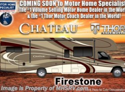 New 2018  Thor Motor Coach Chateau 31W W/ FBP, Ext TV, 15K A/C & 3 Cameras by Thor Motor Coach from Motor Home Specialist in Alvarado, TX