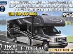 New 2018  Thor Motor Coach Chateau 31E Bunk House W/ FBP, 15K BTU A/C, Ext TV by Thor Motor Coach from Motor Home Specialist in Alvarado, TX