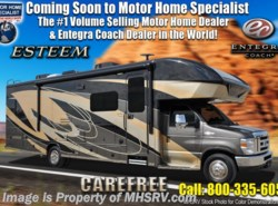 New 2018  Entegra Coach Esteem 31L W/ Bunk, 2 Yr Wrnty, 2 A/C, Fiberglass Roof by Entegra Coach from Motor Home Specialist in Alvarado, TX
